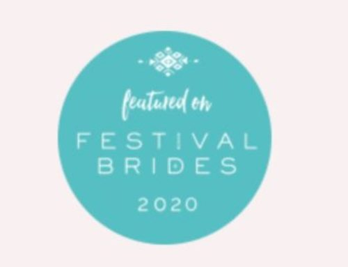 Featured Styled Shoot on Festival Brides